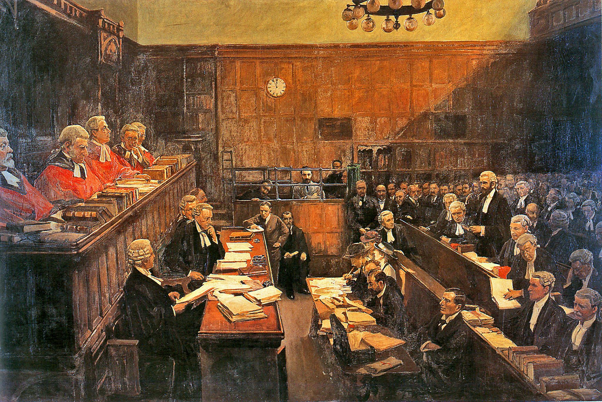 Mediatismos no Tribunal