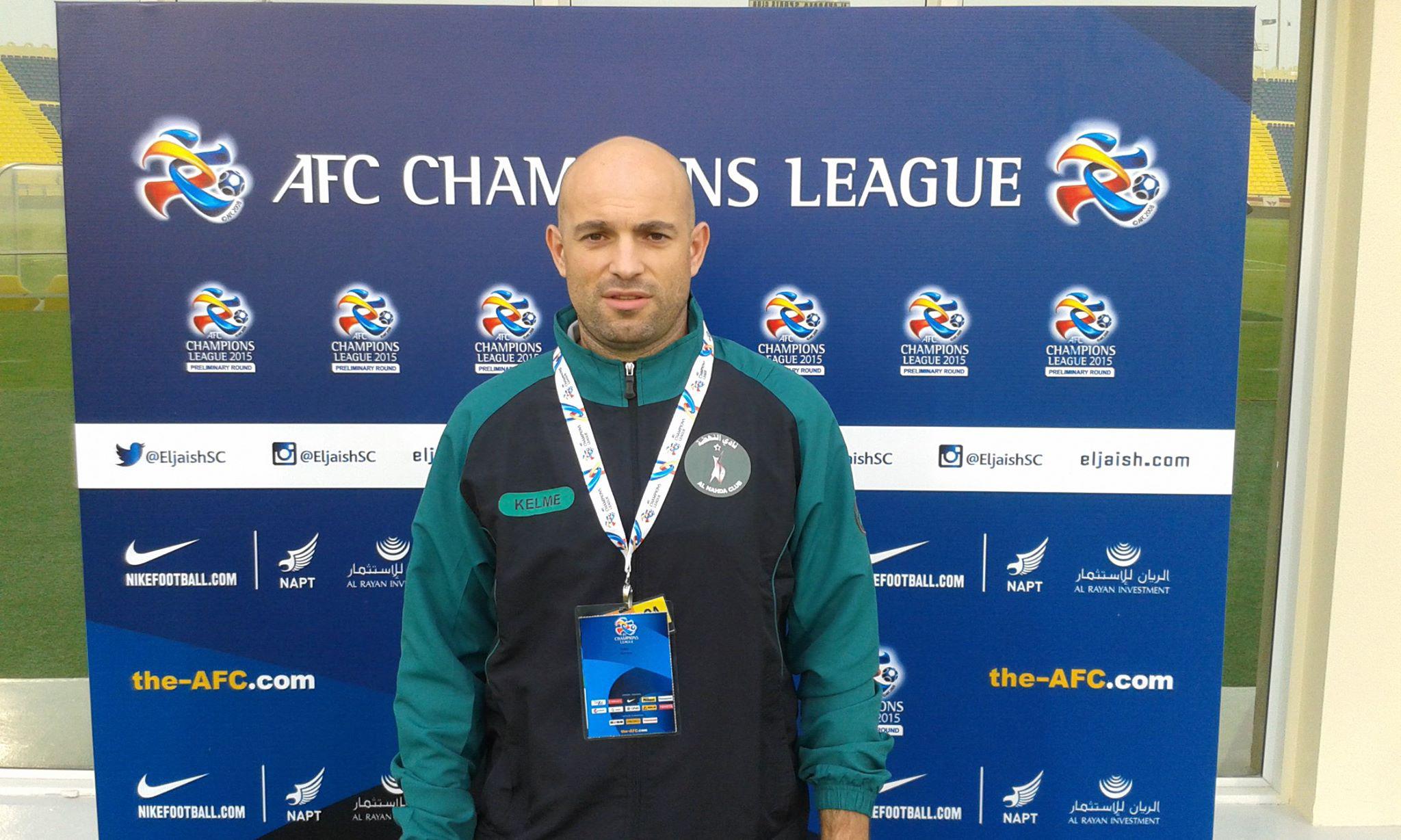 Treinador do Benfica de Macau pede concentração à equipa