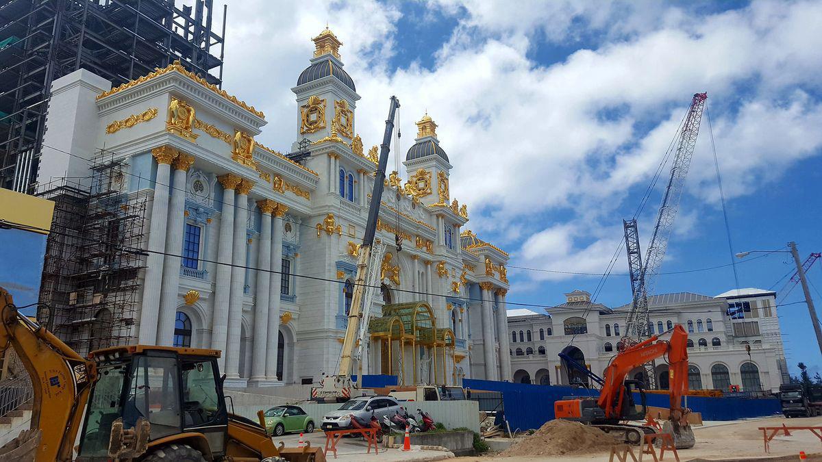 Trabalho | Construção em Saipan condena empresas chinesas