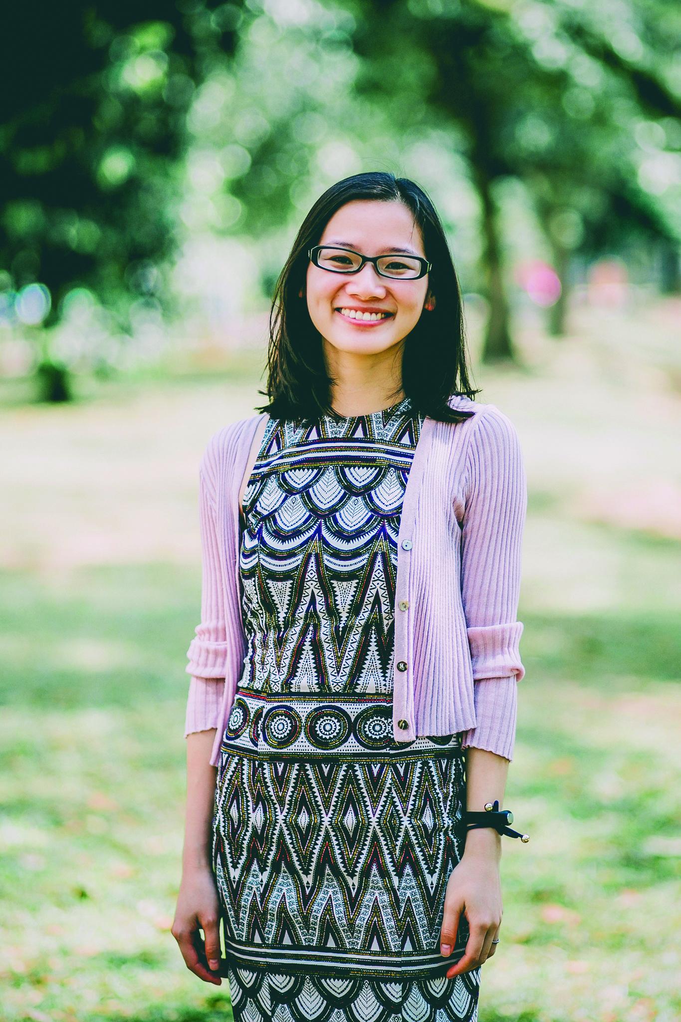 Pamela Ieong, intérprete-tradutora | Um gosto natural pelas línguas
