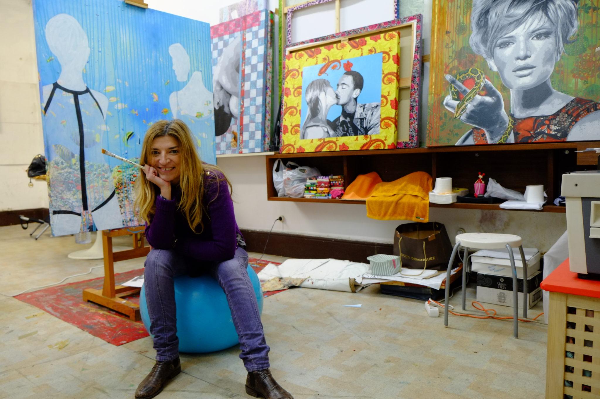Exposição de Raquel Gralheiro inaugurada segunda-feira no Albergue SCM
