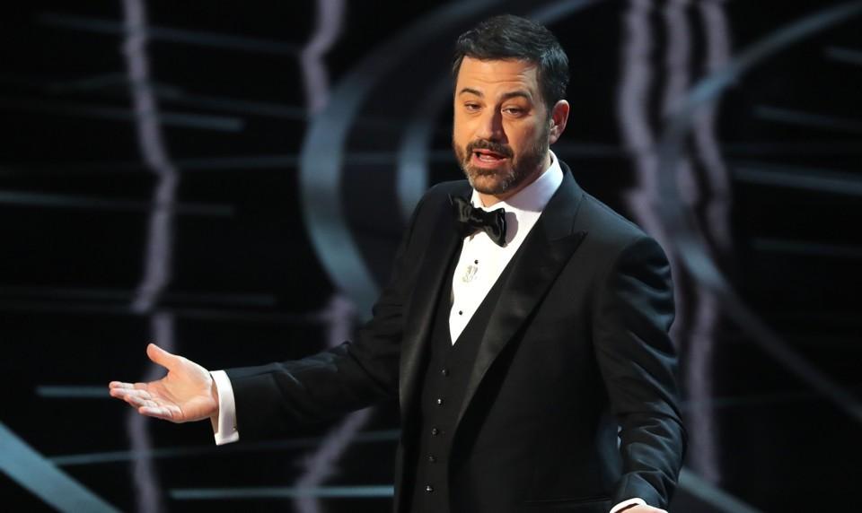 Óscares: Jimmy Kimmel diz que Hollywood deve ser um exemplo no combate ao assédio