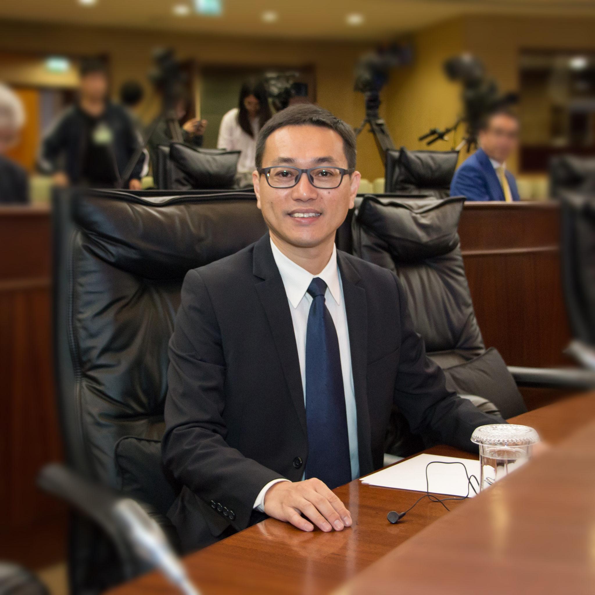 Macau-Taipa | Lei Chan U questiona Governo sobre quinta ligação