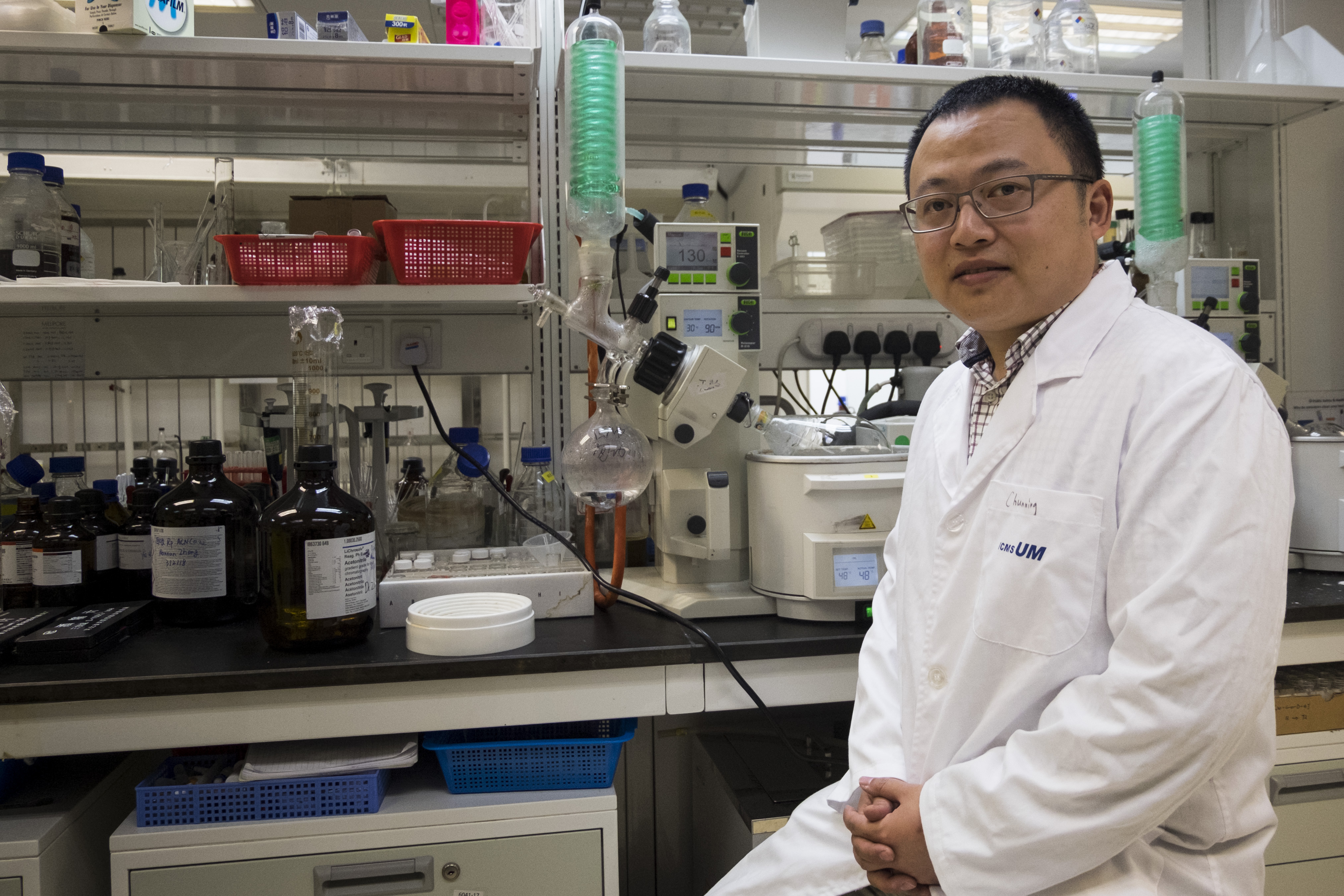 "Wang Chunming, investigador:""A medicina chinesa é uma forma de entender o mundo"""
