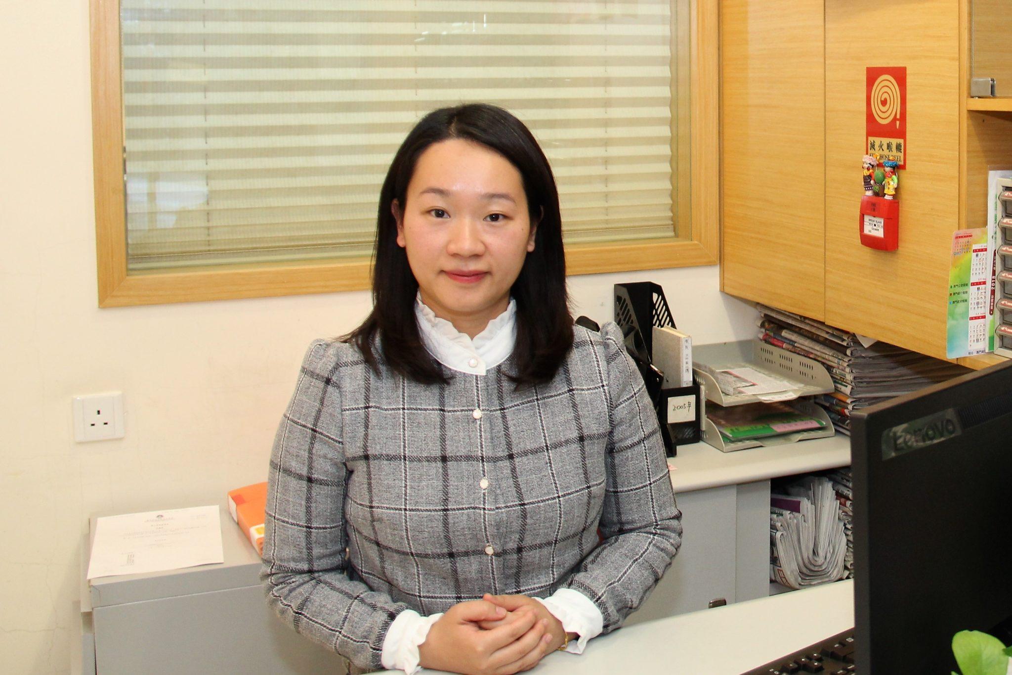 Deputada Wong Kit Cheng pede combate aos delitos ligados ao jogo