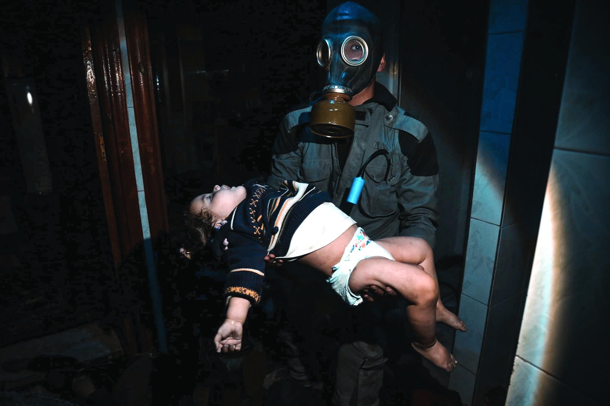 OPAQ anuncia inquérito ao alegado ataque químico na cidade síria de Douma