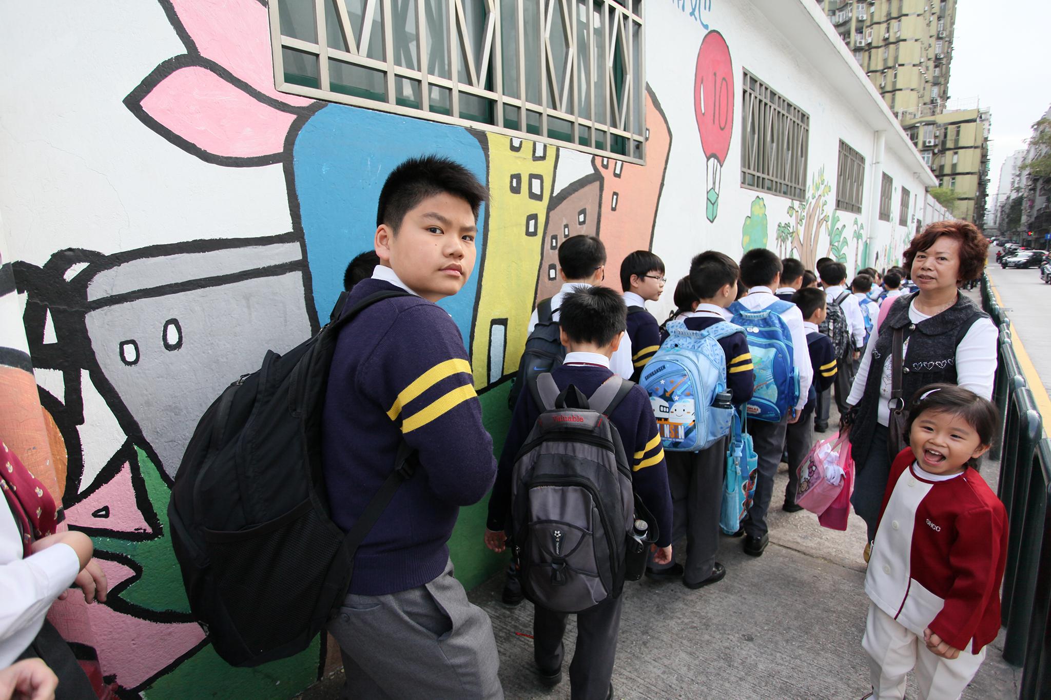 Registados 22 casos de violência nas escolas de Macau desde 2005