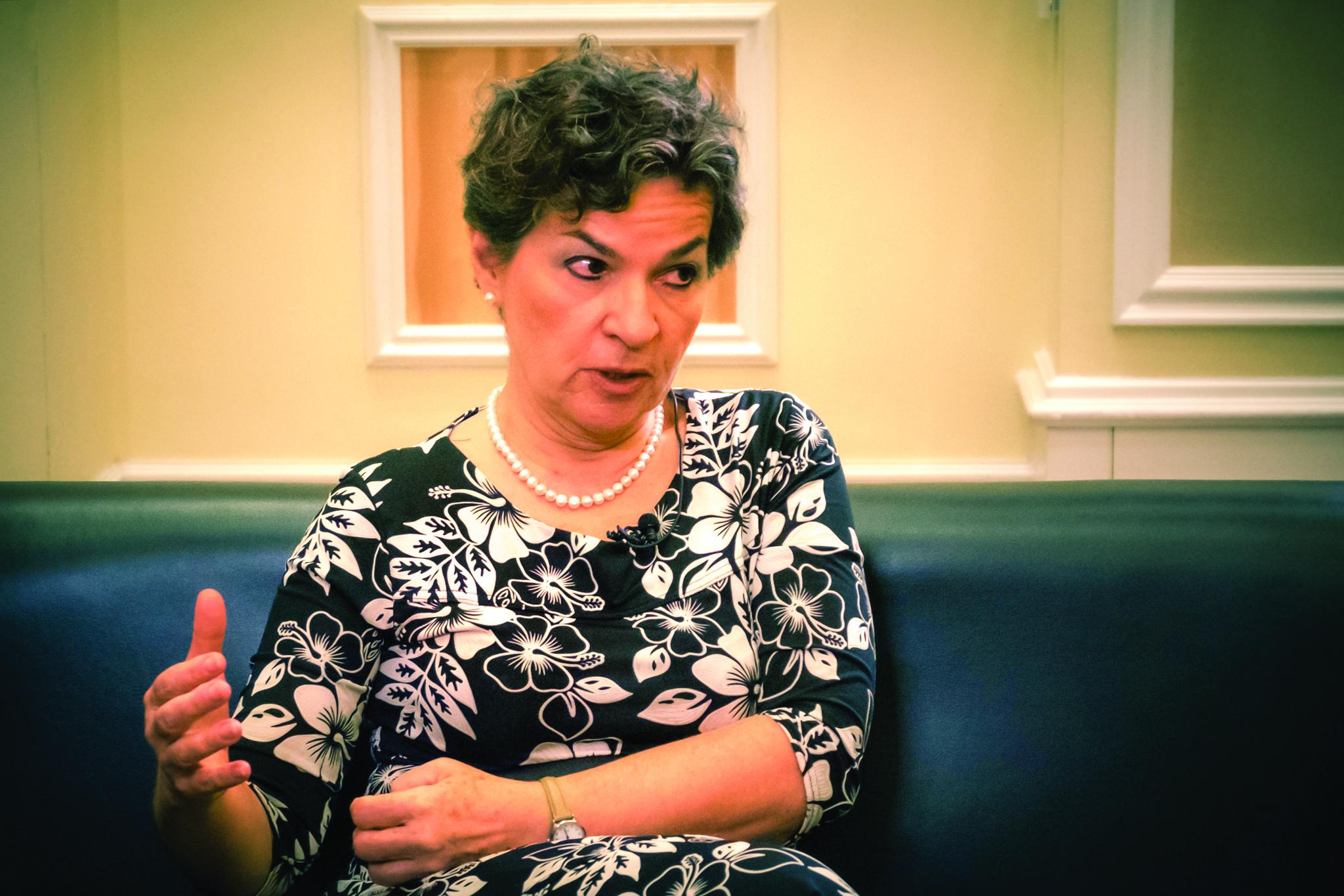 Ambiente | Christiana Figueres aponta China como exemplo em questões ecológicas