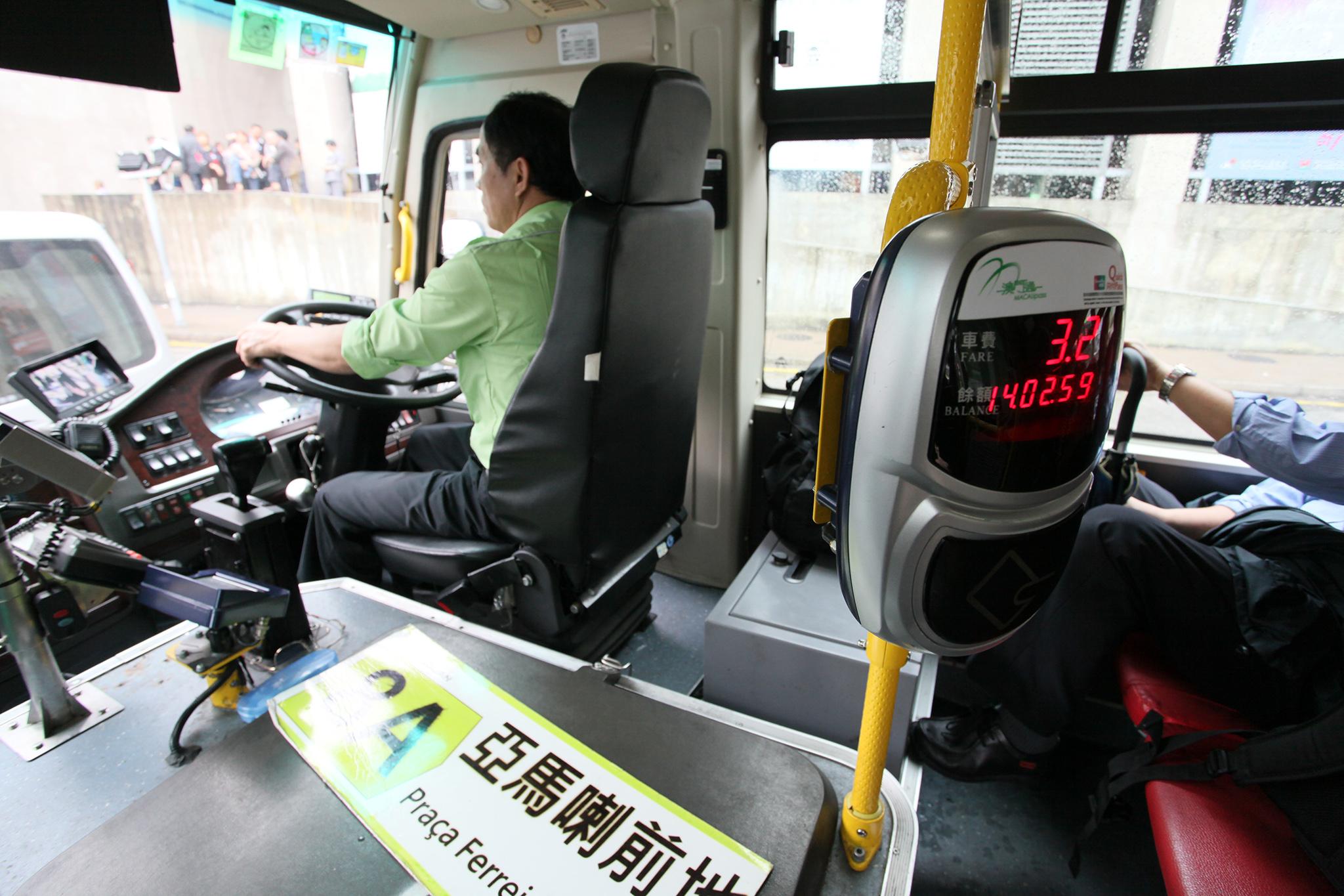 Transportes | Bilhetes do autocarro passam a custar seis patacas