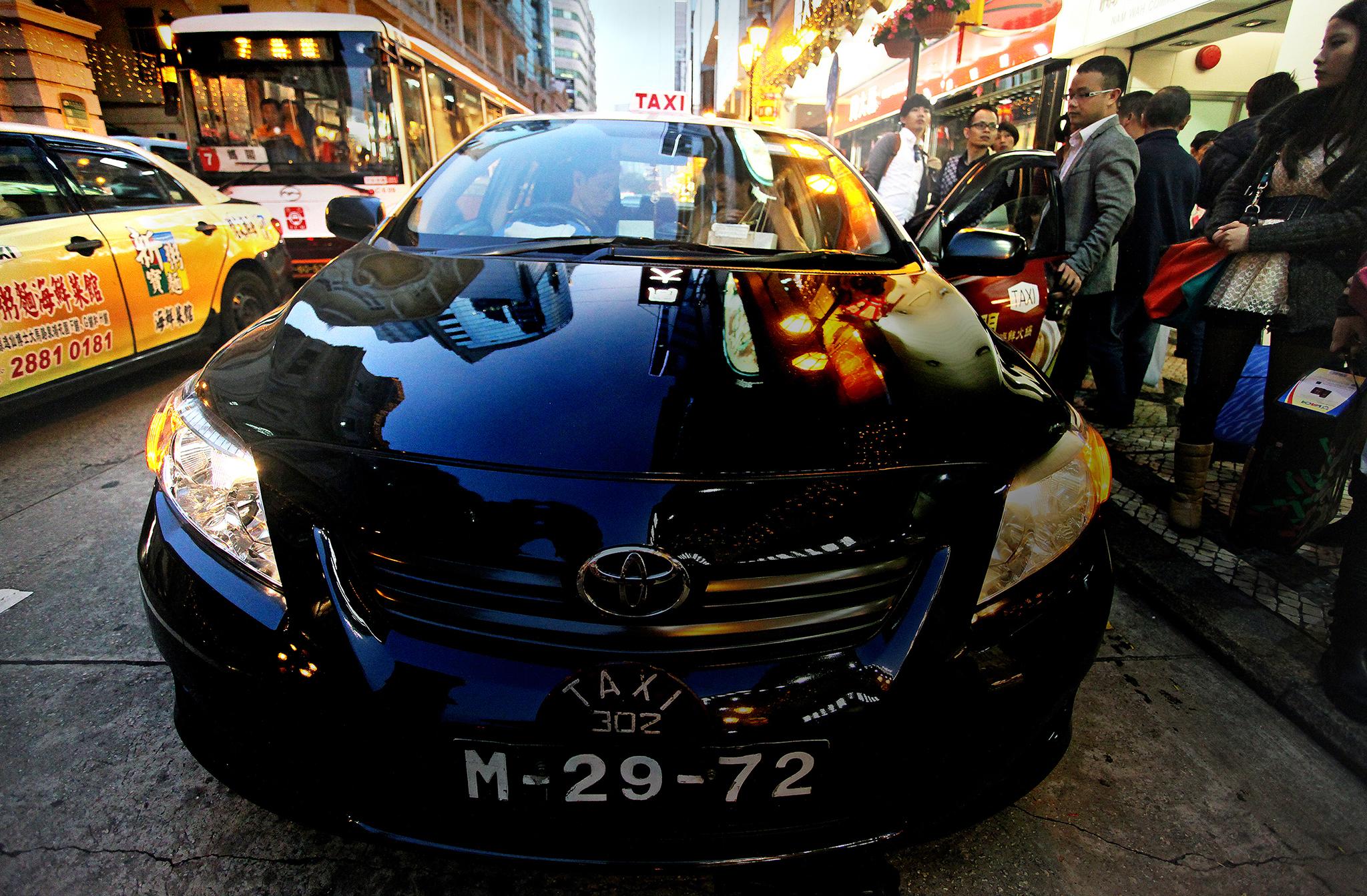 Transportes   Associações de táxis a favor de câmaras de vídeo nos carros