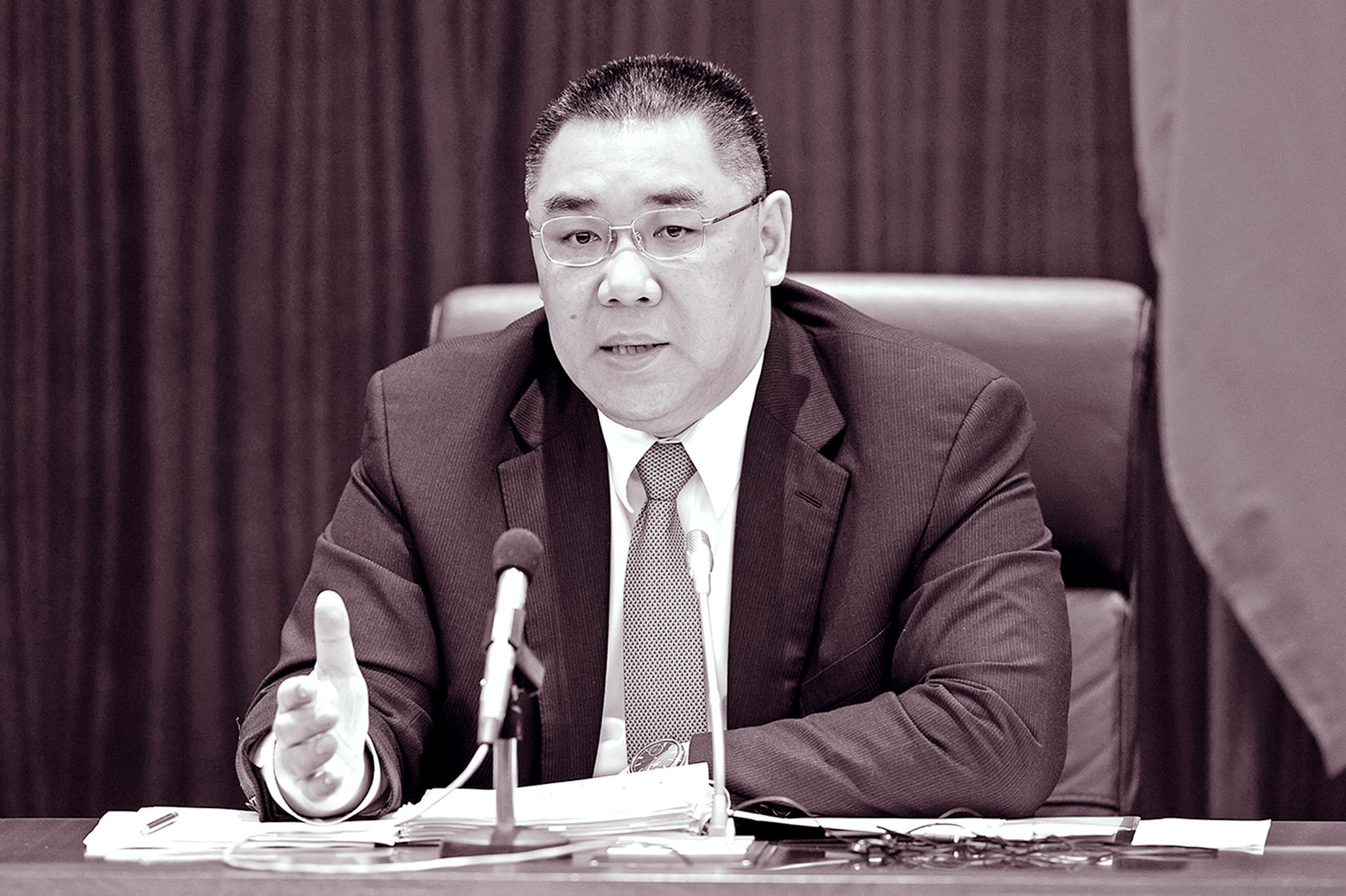 Grande Baía | Chui Sai On reuniu com secretário do PCC de Guangdong