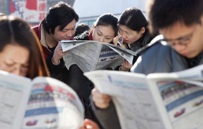 Propaganda de Pequim alastra-se além-fronteiras face à crise na imprensa livre
