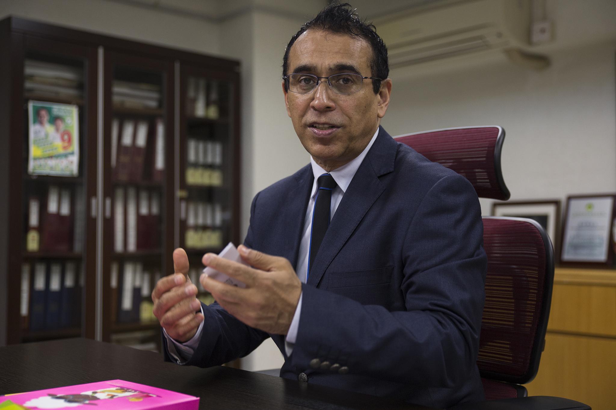 Eleições   José Pereira Coutinho quer fim de aliciamento a eleitores