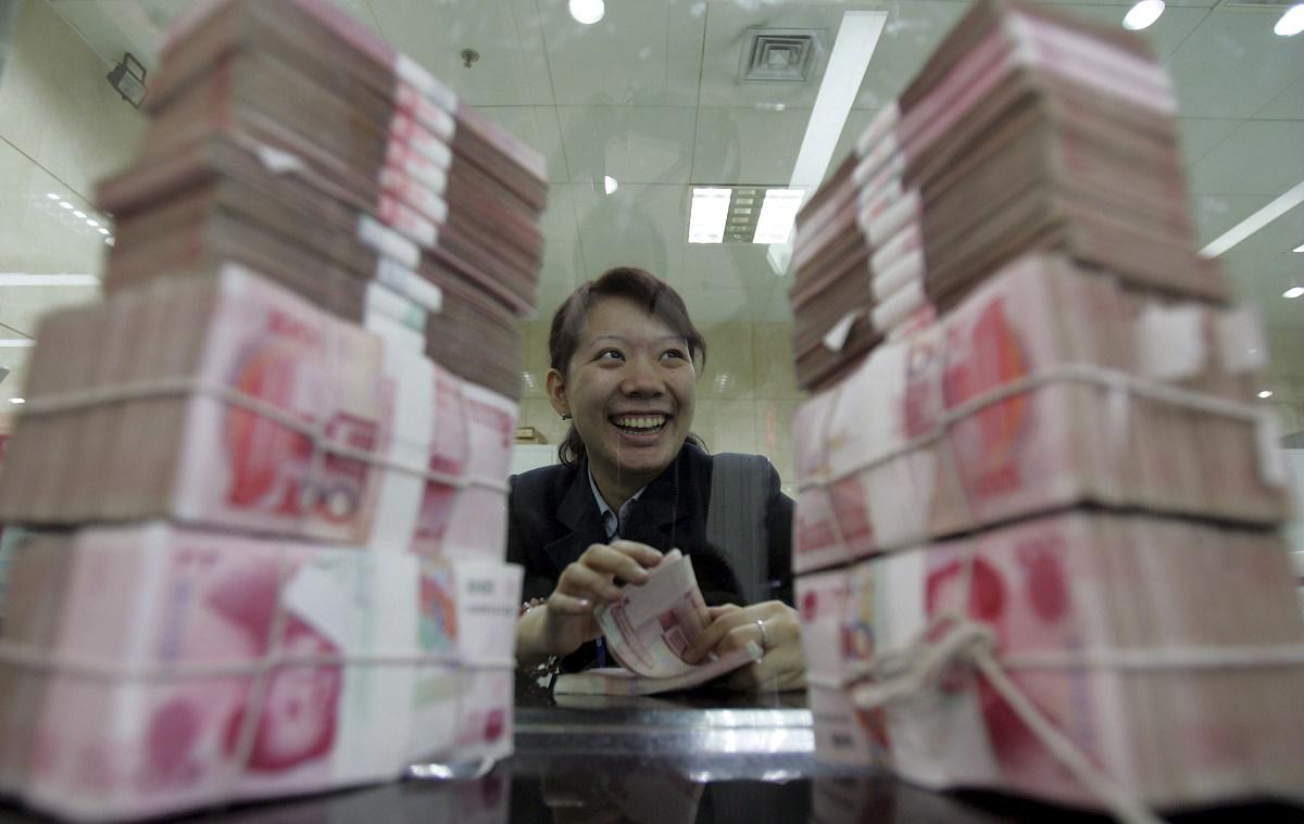 Banco central volta a injectar liquidez no mercado