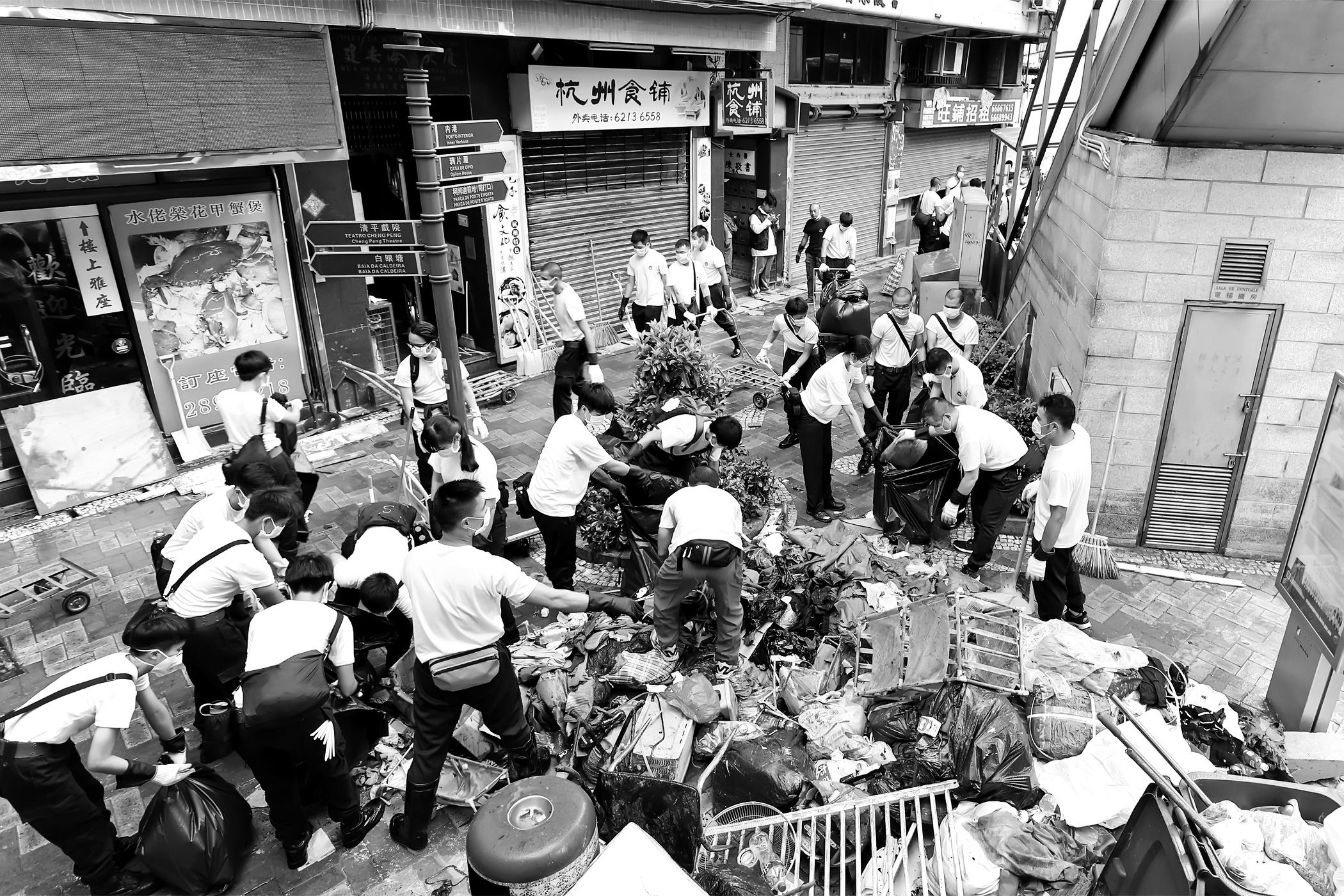 OMS   Macau vai ter equipa de resposta a emergências acreditada