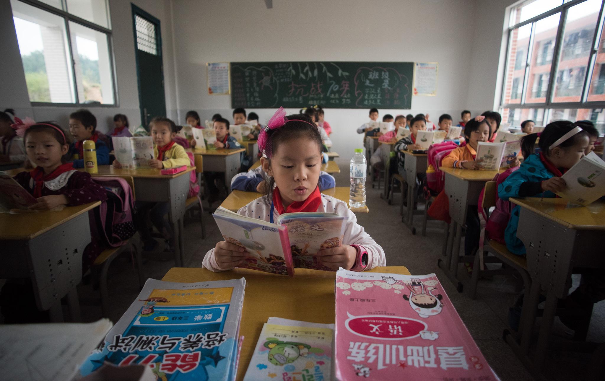 Educação | Mais de 70 por cento das escolas primárias usa manuais patrióticos