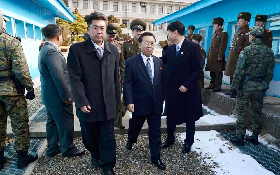 """As duas Coreias vão procurar um """"regime de paz permanente"""" – declaração"""