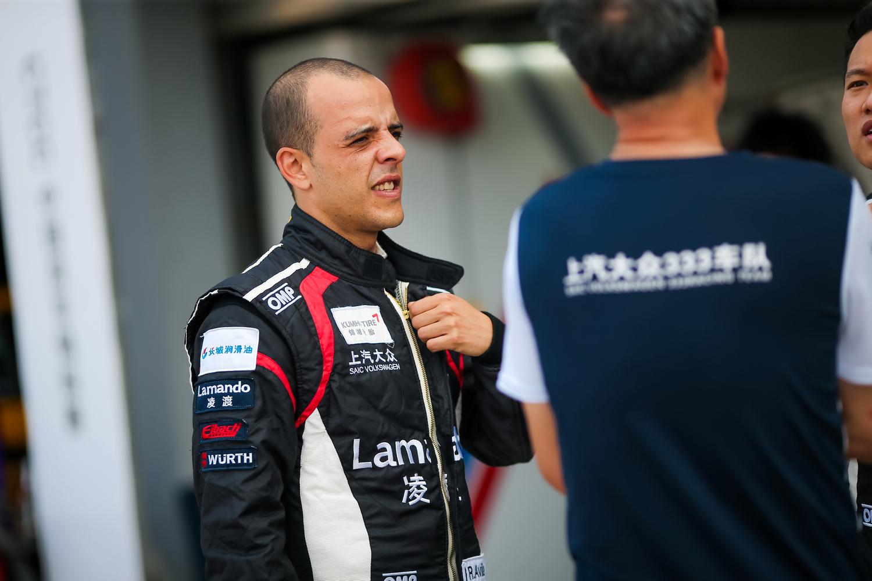 Automobilismo | Rodolfo Ávila à porta do pódio em Zhuhai