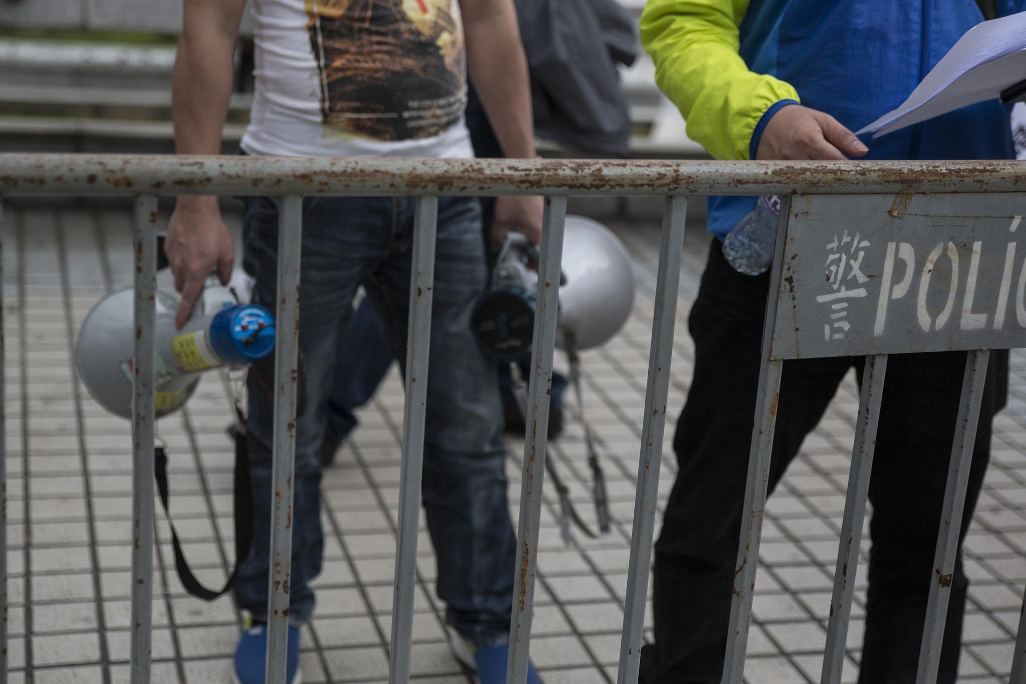 CPSP insiste que trabalhadores não residentes não têm direito a manifestar-se
