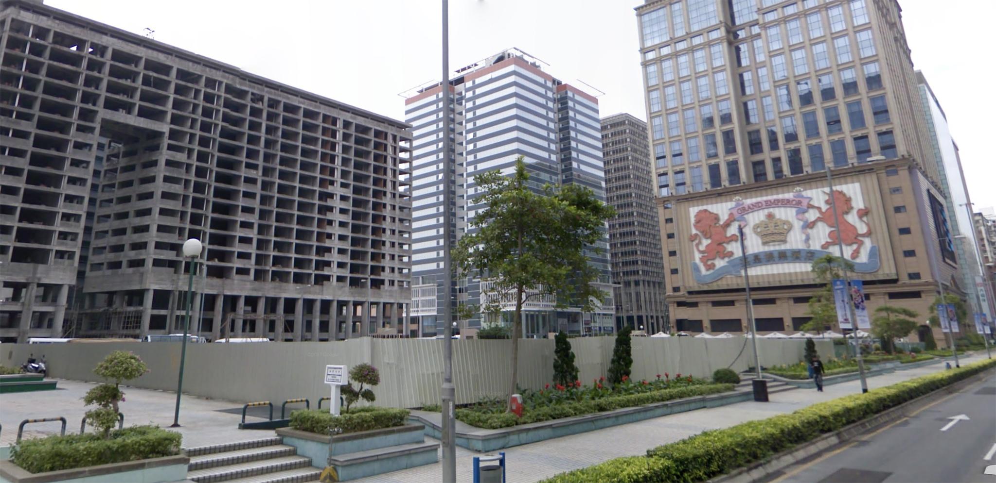 Justiça   Empresa Hio Keng Van perde terreno ao lado do Hotel Emperor
