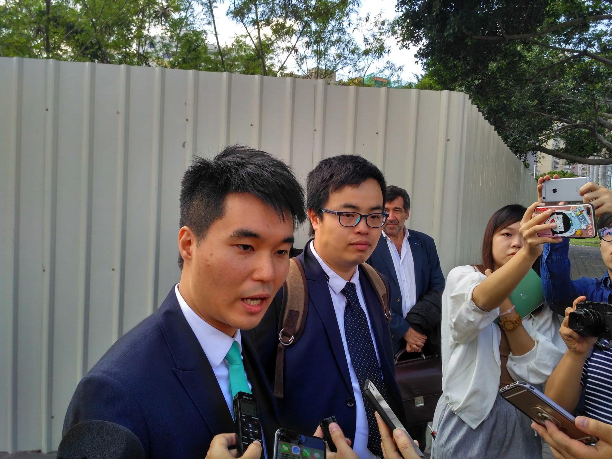 Caso Sulu Sou | Defesa considera que tribunal não deu voz ao deputado