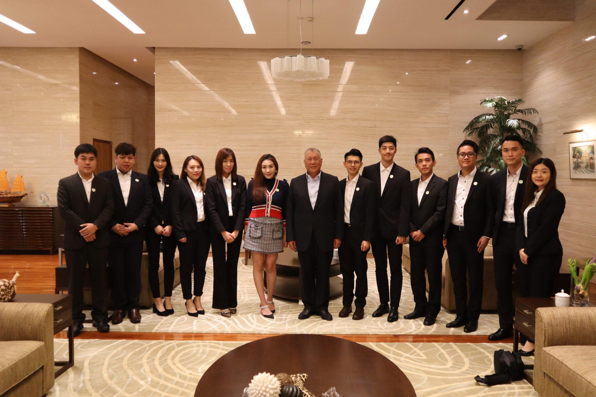 Associações | Sabrina Ho quer mais amor pela China e Macau