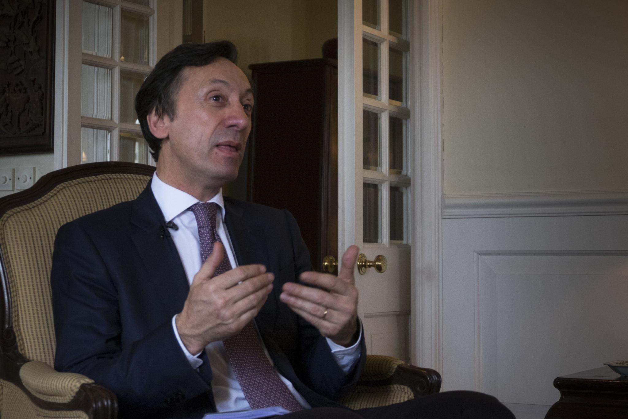 Diplomacia   Embaixador diz que relação entre Portugal e China vai além de Macau