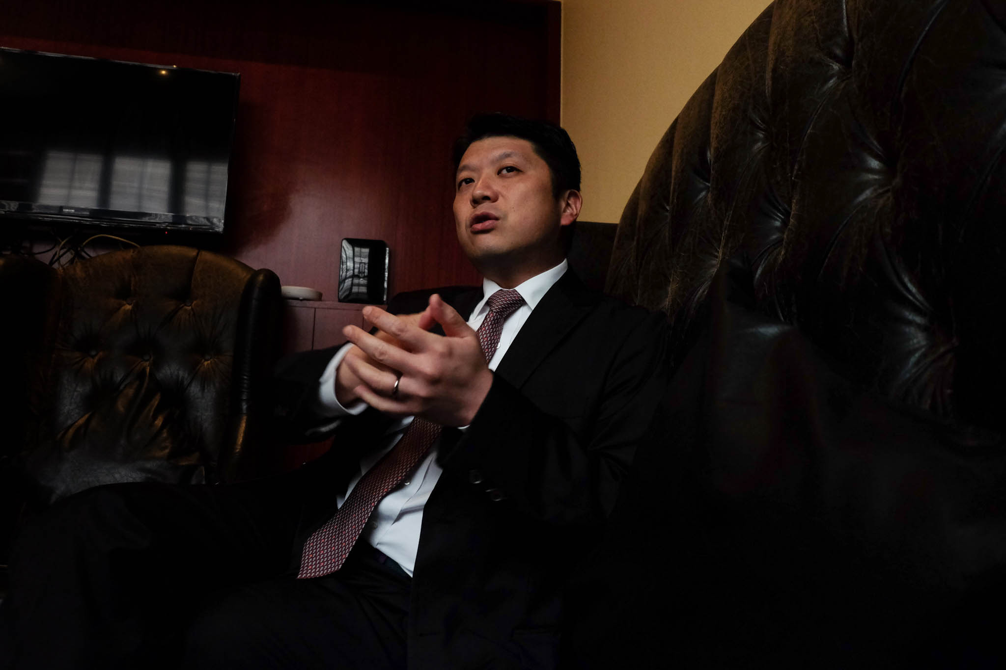 """Kevin Ho, empresário: """"Em Macau não há especulação imobiliária"""""""