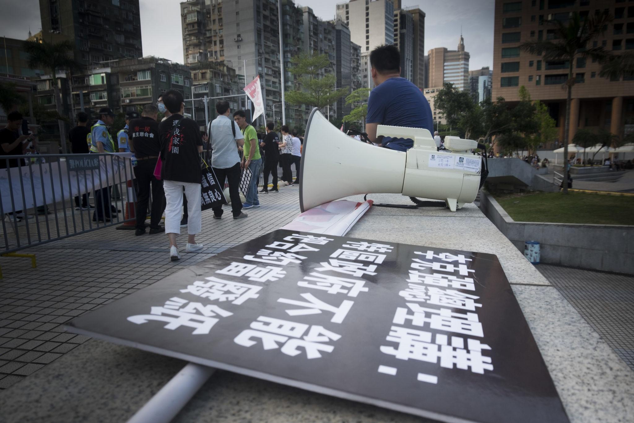 Protestos | Deputados querem rever lei para evitar diferentes decisões do TUI