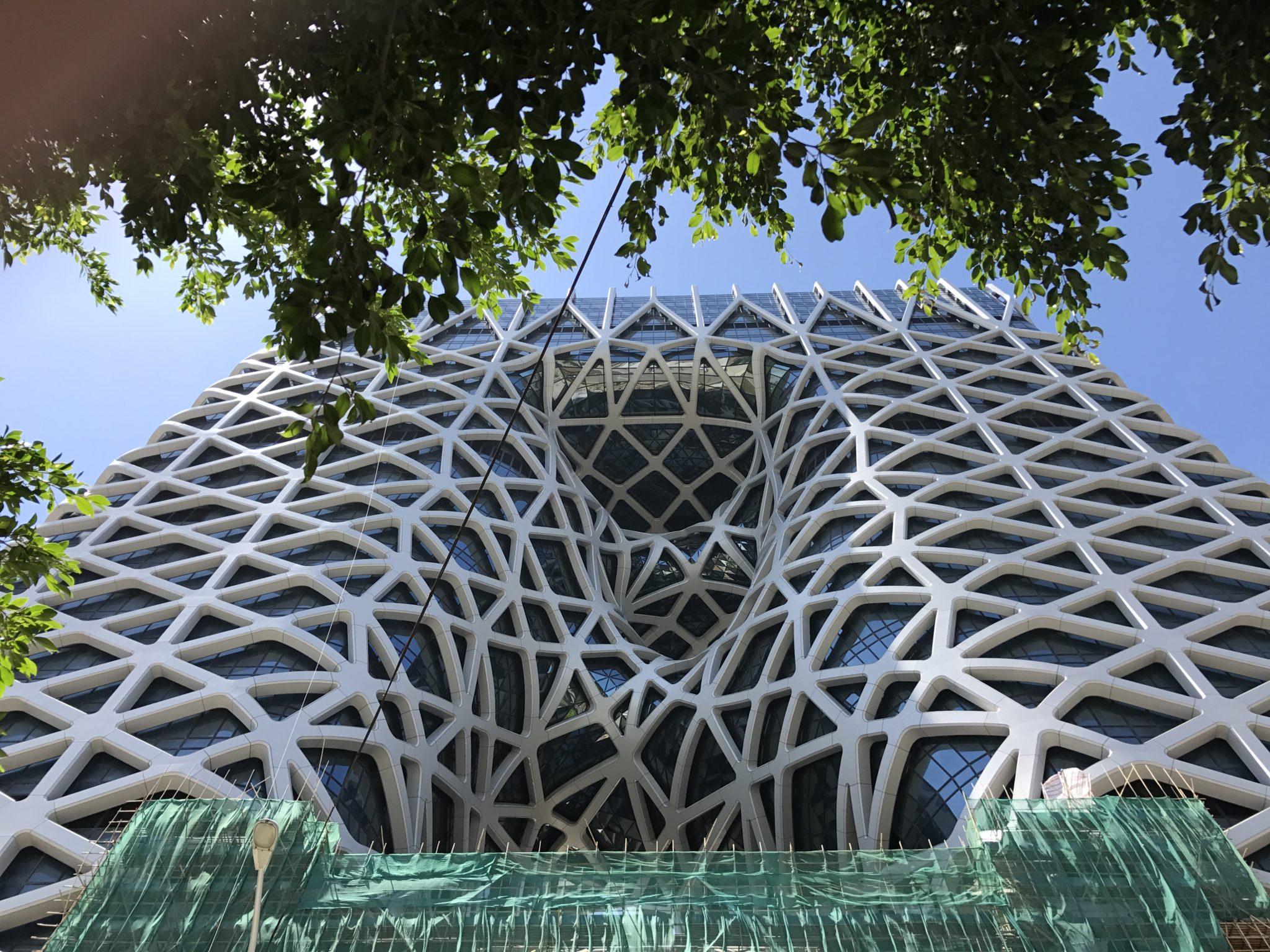 Morpheus | Edifício com assinatura de Zaha Hadid abre a 15 de Junho