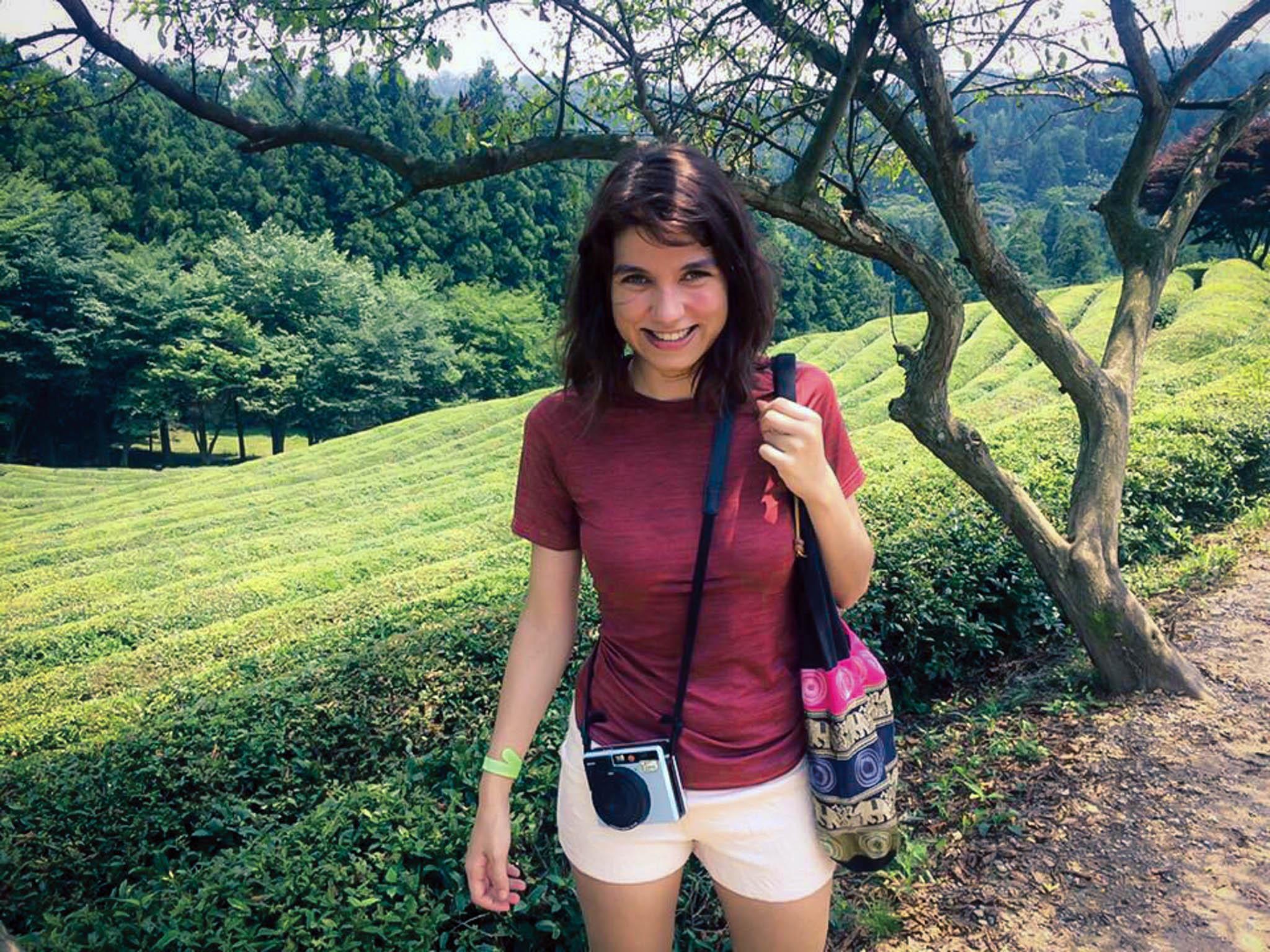 Raquel Dias, coordenadora na área cultural |  Uma casa chamada Macau