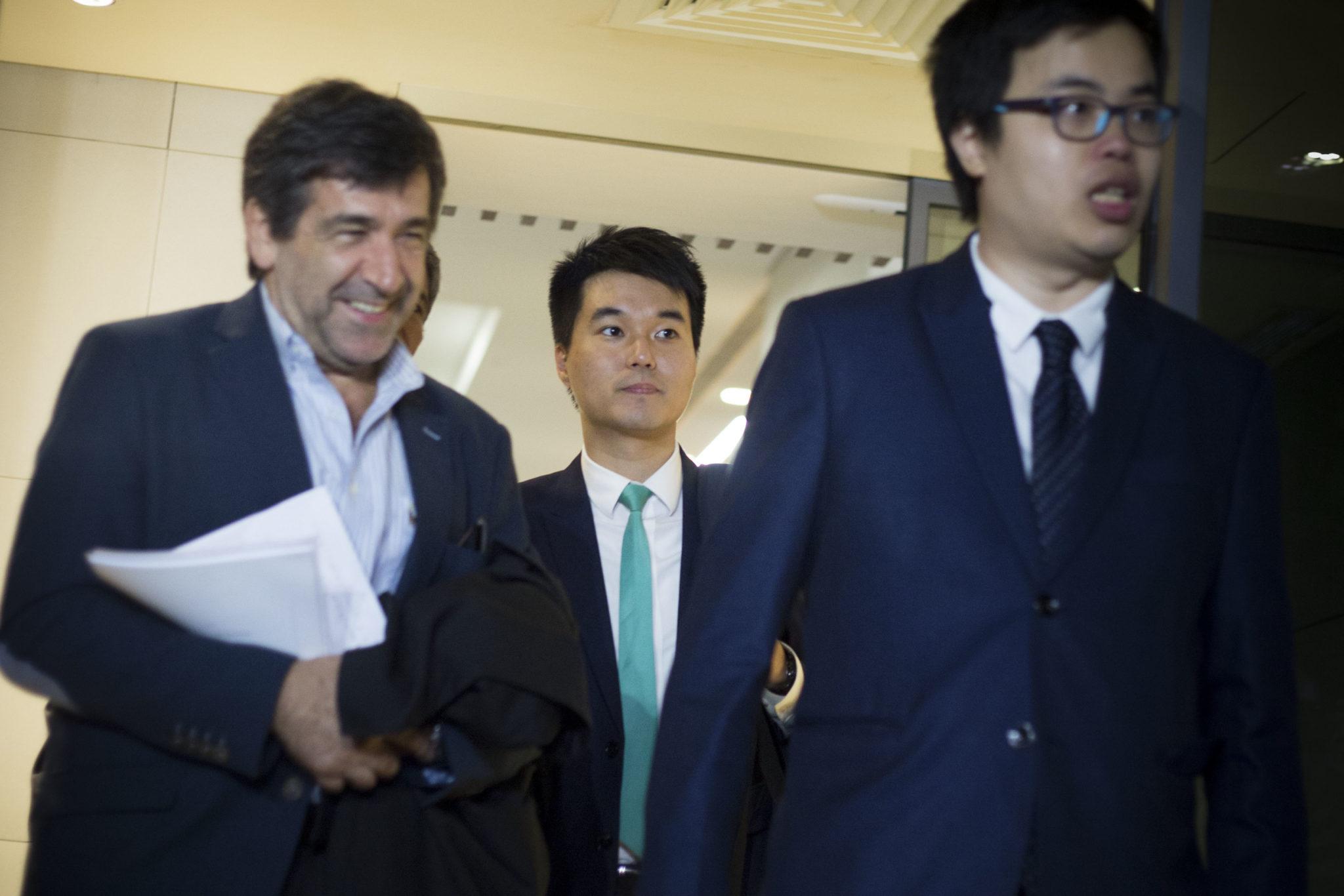 TJB revela que apenas a defesa de Sulu Sou e Scott Chiang apresentou recurso