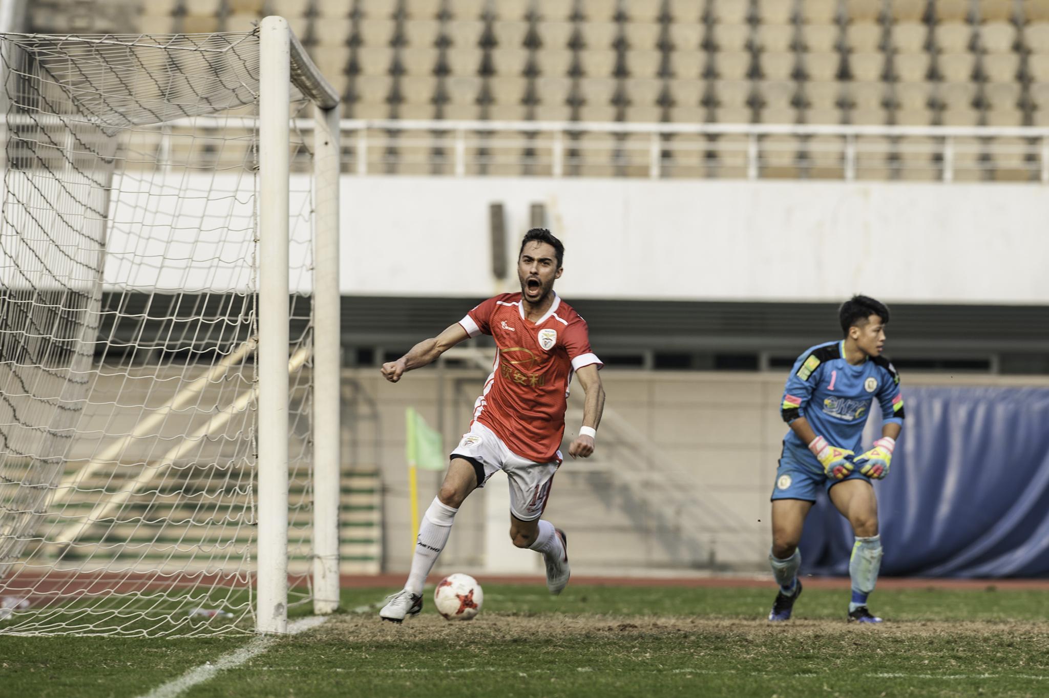Liga de Elite   Benfica de Macau ataca 'penta' frente ao Monte Carlo