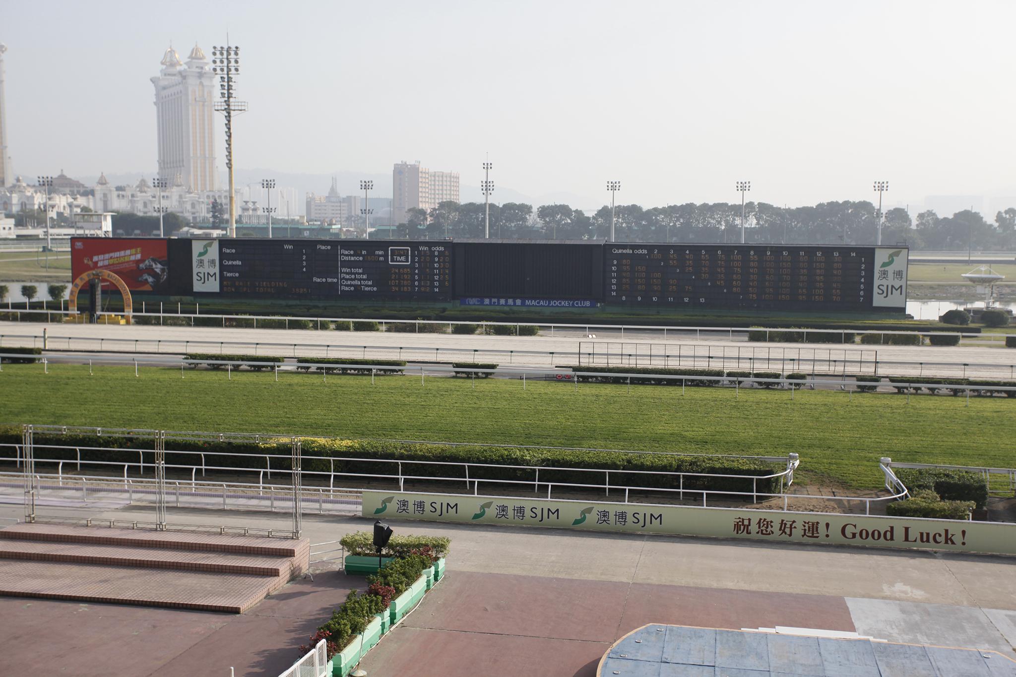 Macau Jockey Club | Deputados exigem calendário para projectos