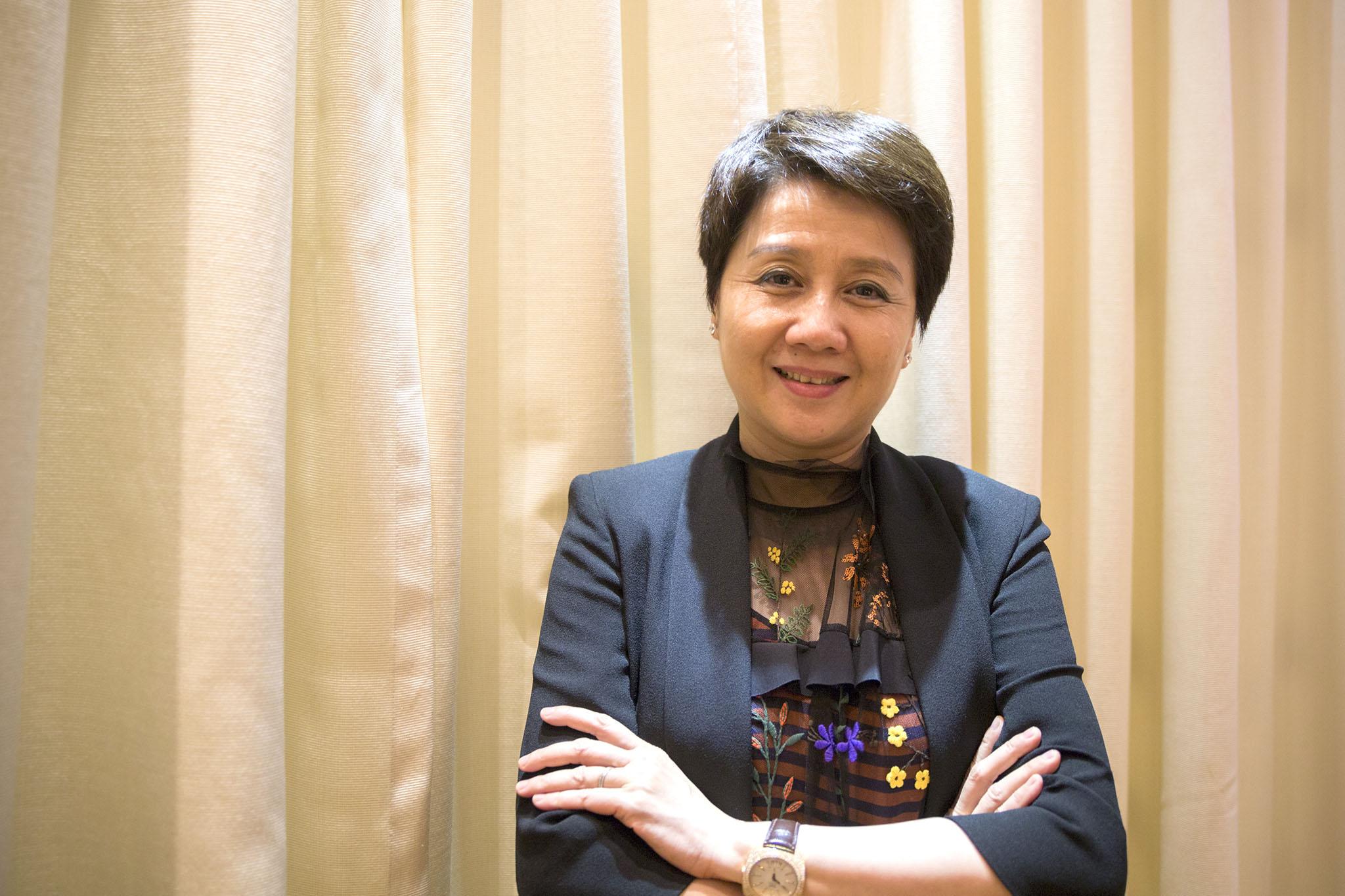 Angela Leong recorda tempos difíceis do seu passado
