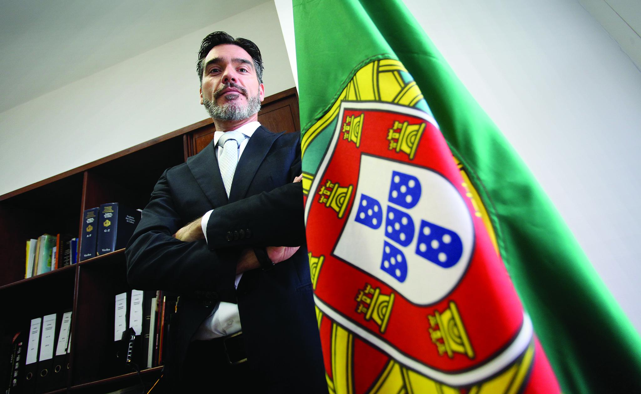 Vítor Sereno ganha prémio de diplomata económico do ano em Portugal
