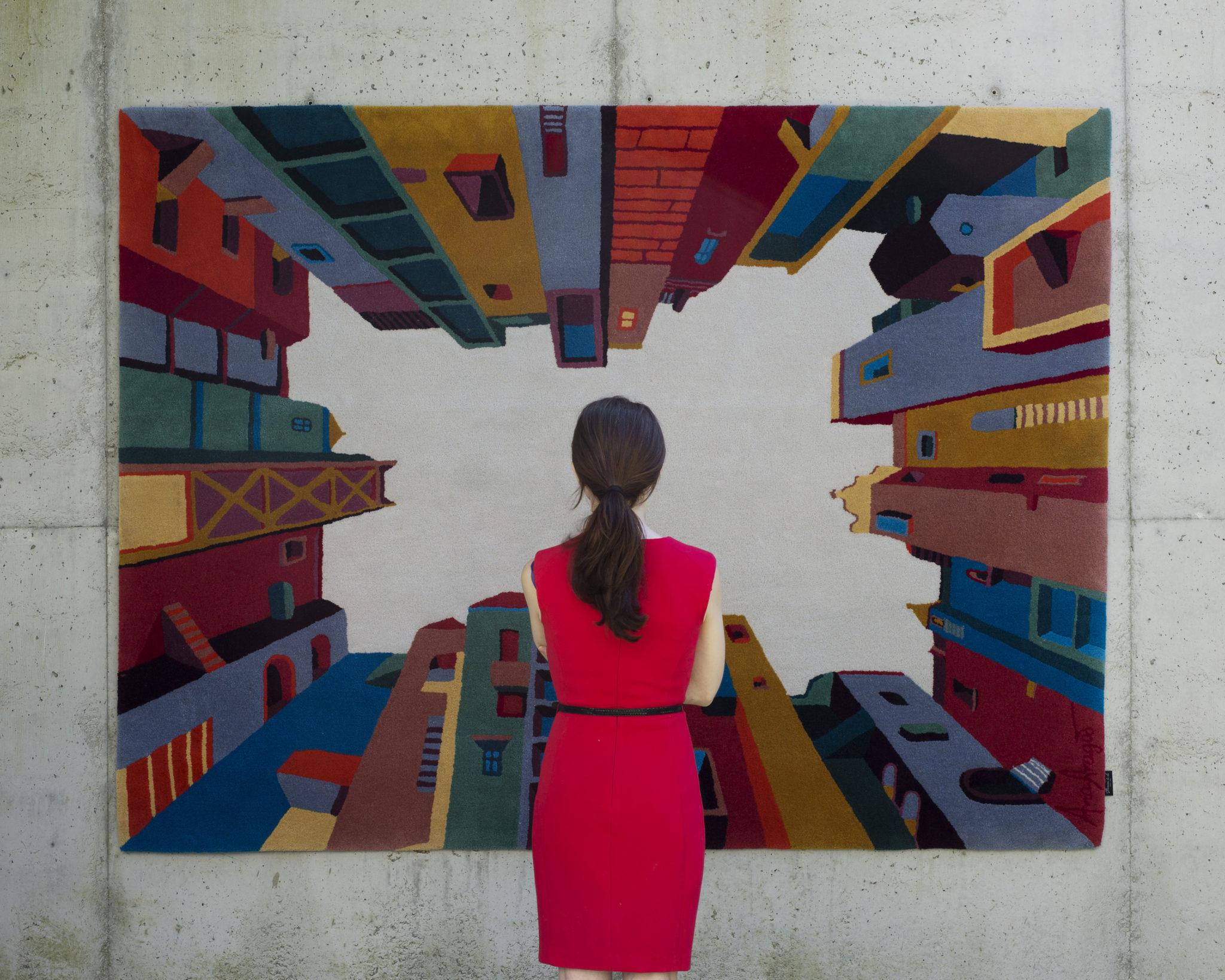 """Exposição   """"Vertical reclamation of individual spaces"""" é inaugurada amanhã"""