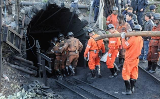 Nove dos 10 mineiros ainda presos numa mina chinesa foram encontrados mortos