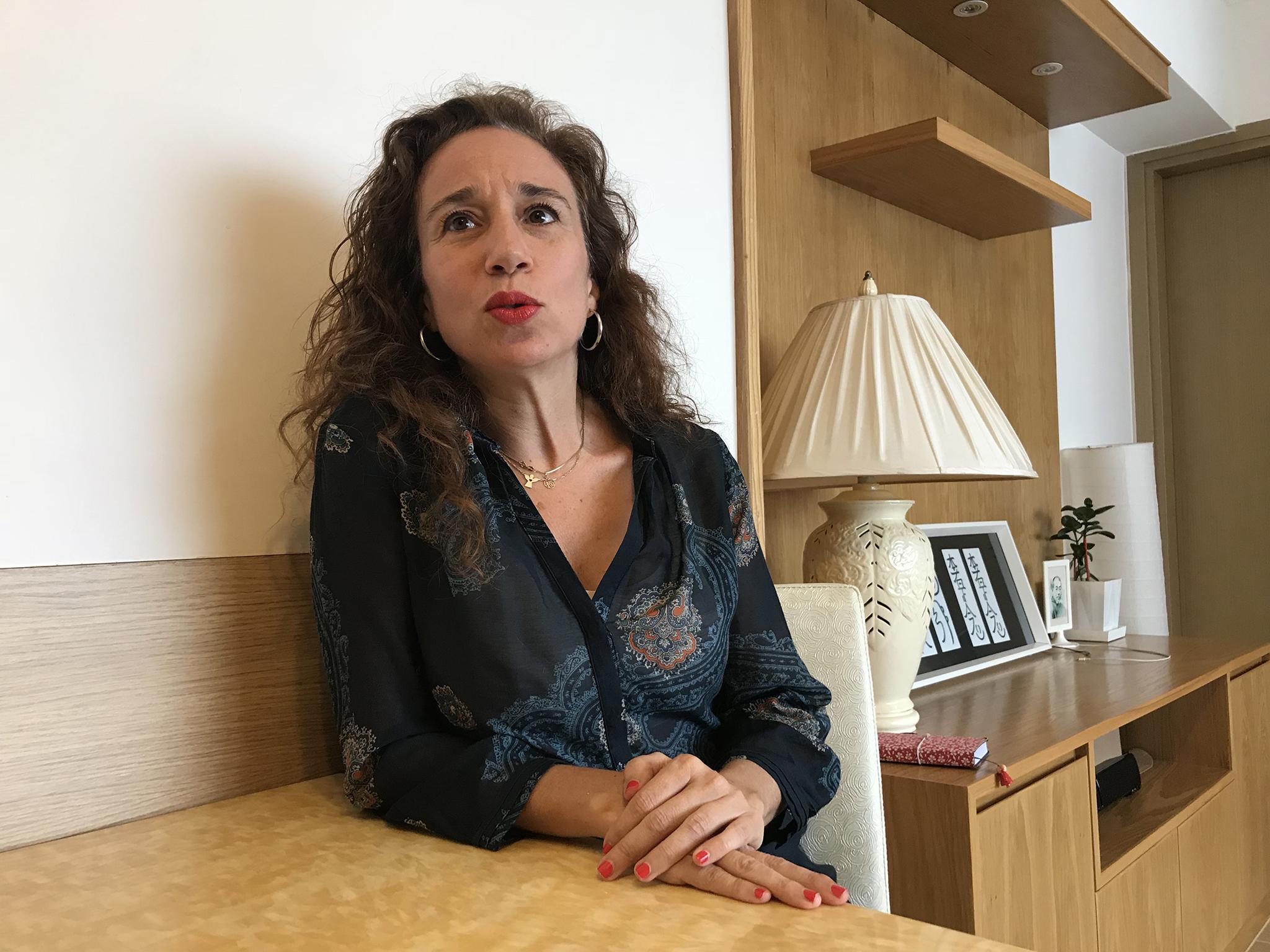 Goreti Lima, psicóloga suspensa do D. José da Costa Nunes |
