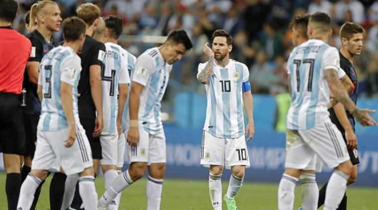 Mundial 2018: Argentina obrigada a vencer a Nigéria, Dinamarca e Austrália na luta