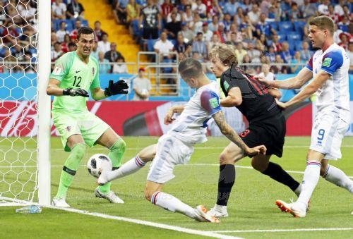 Croácia fez o 'pleno' e acaba com 'sonho' da Islândia no Mundial 2018