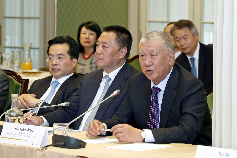 Edmund Ho destaca patriotismo dos residentes de Macau