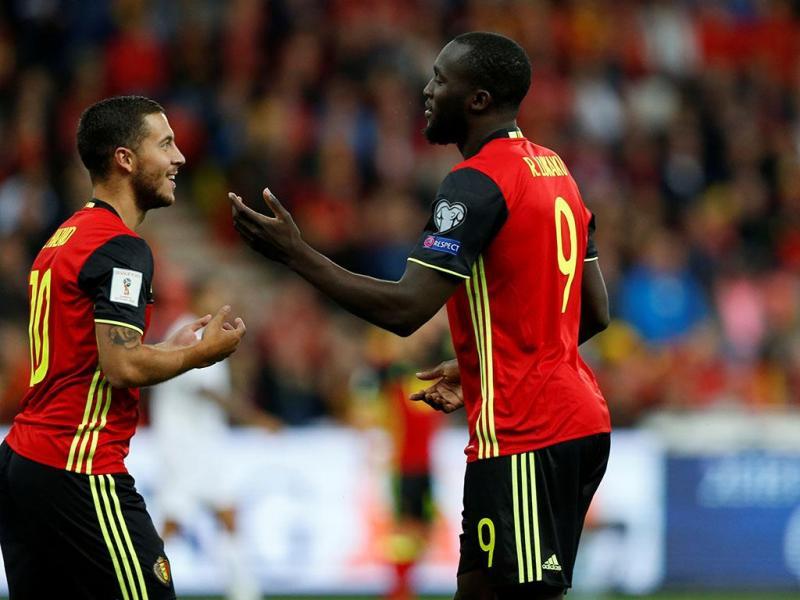 Mundial 2018: Bélgica impressiona ante Costa Rica
