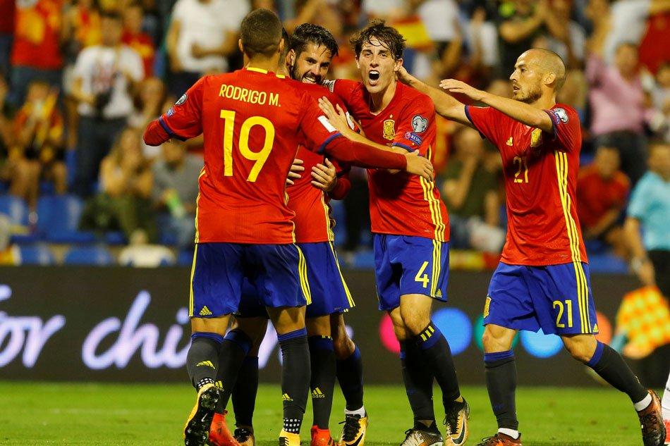 Mundial 2018 | Espanha empata com Marrocos e vence grupo B