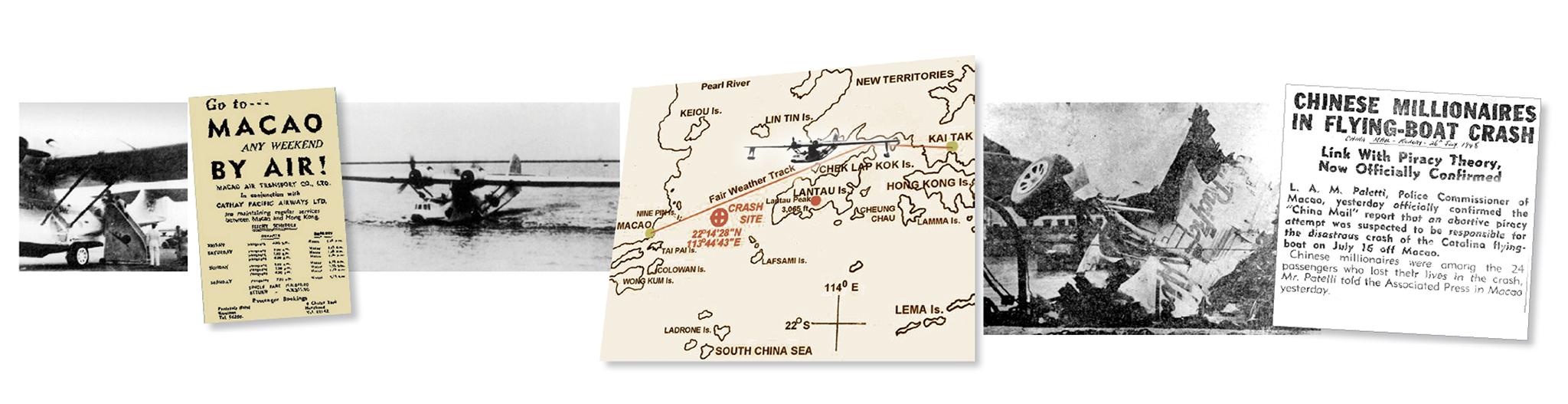 Faz hoje 70 anos que descolou de Macau o primeiro avião comercial a ser sequestrado por piratas do ar