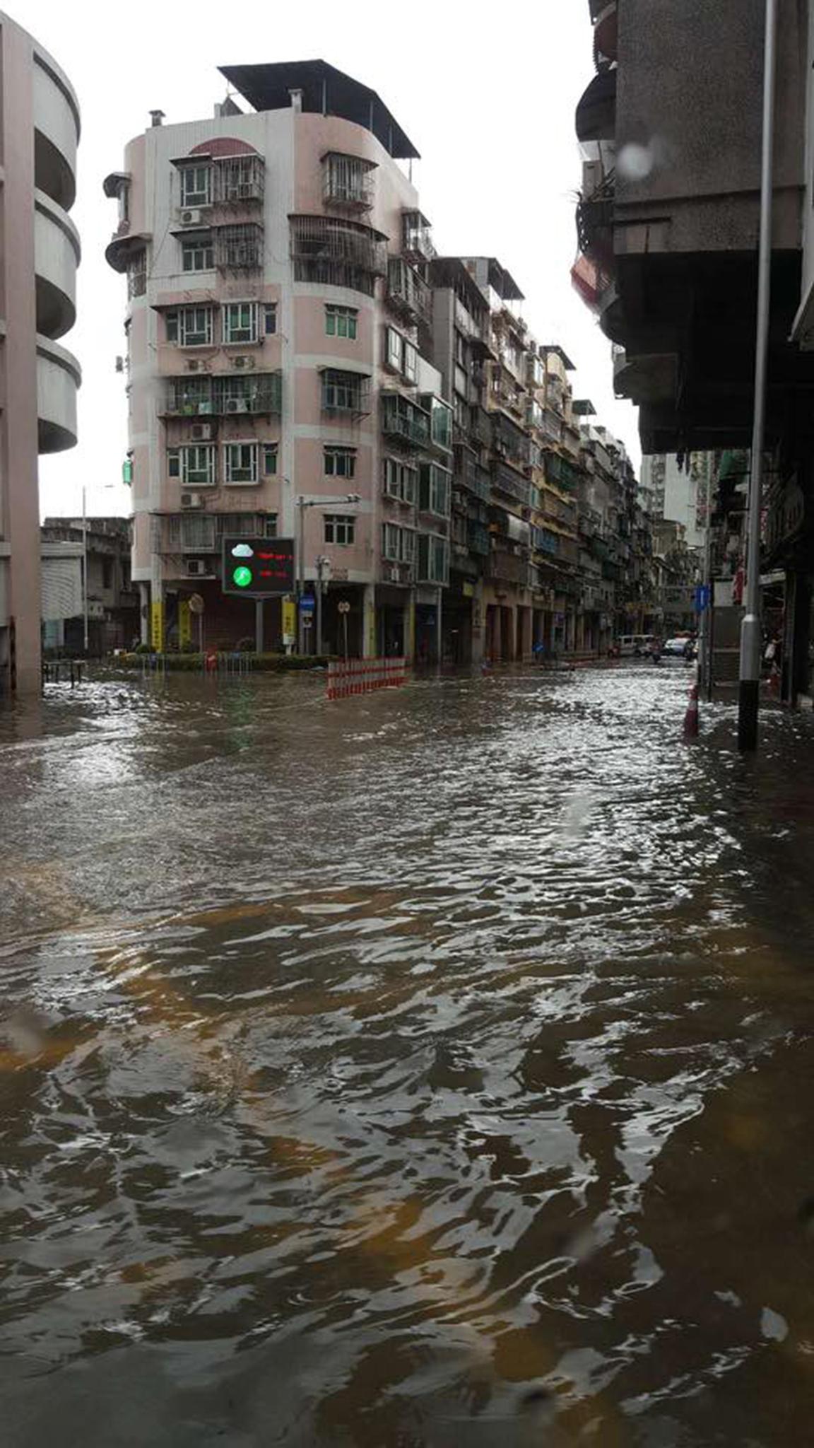 Porto Interior | Obra da estação elevatória de águas pluviais vai custar mais de 90 milhões