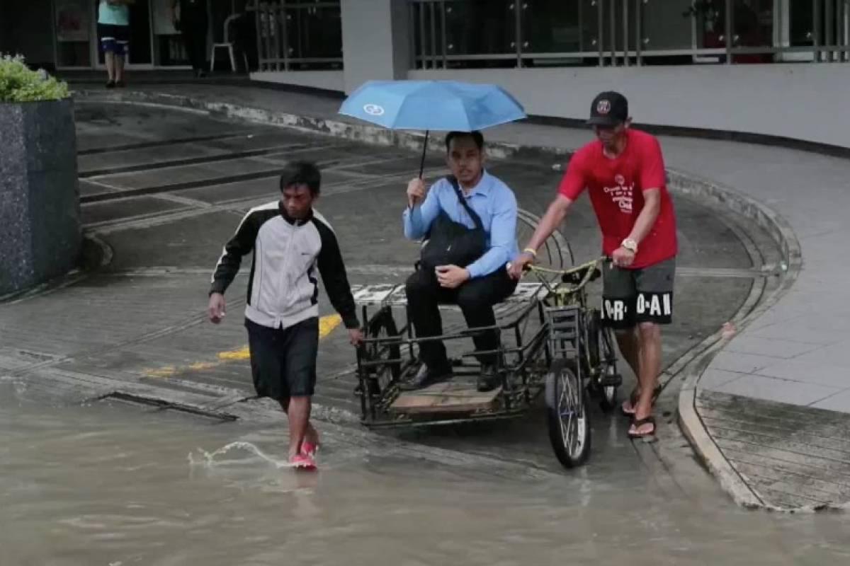 Tufão Yutu | Baixa probabilidade até segunda-feira