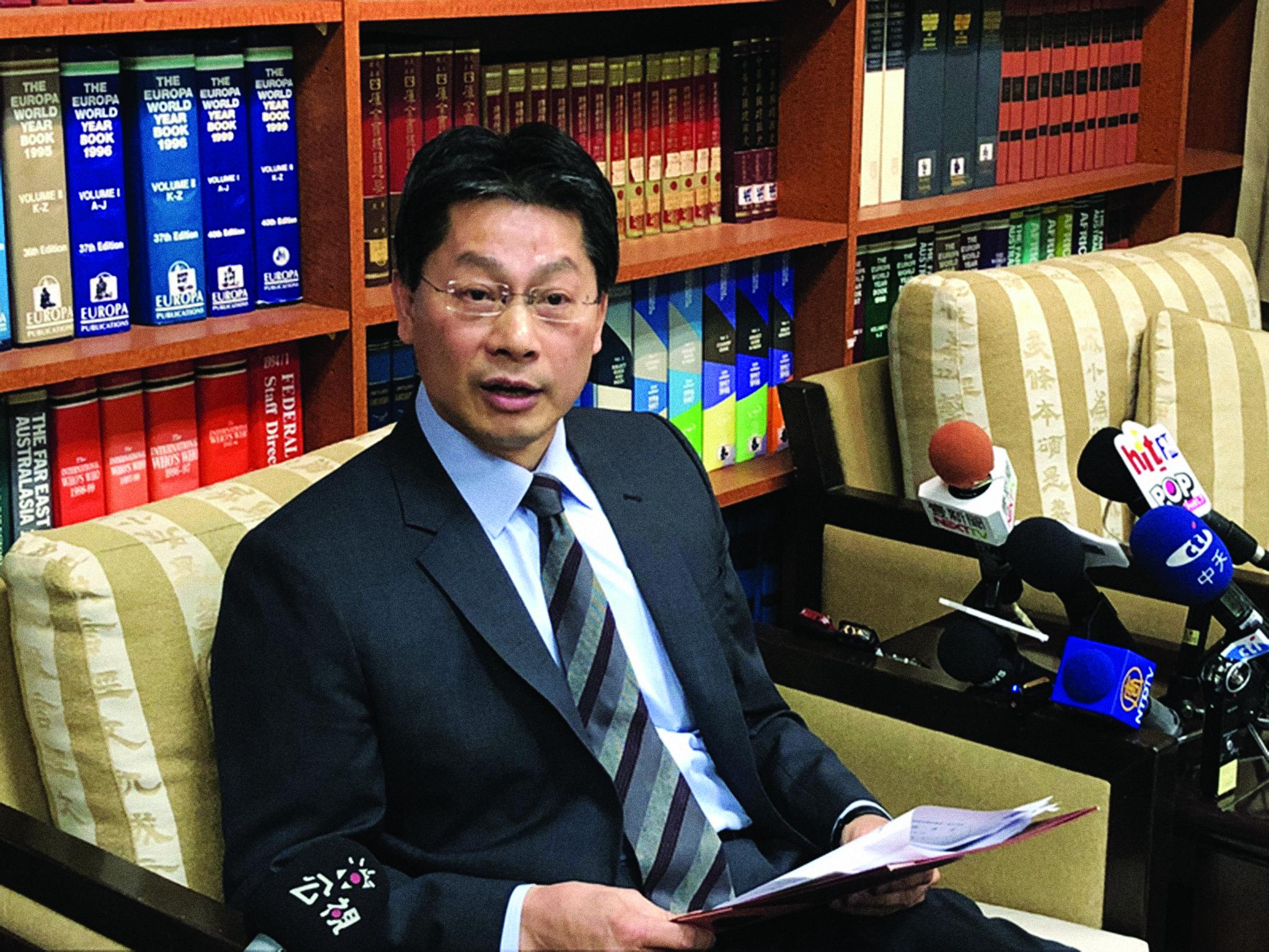 Taiwan denuncia movimentos de Pequim para isolar a ilha