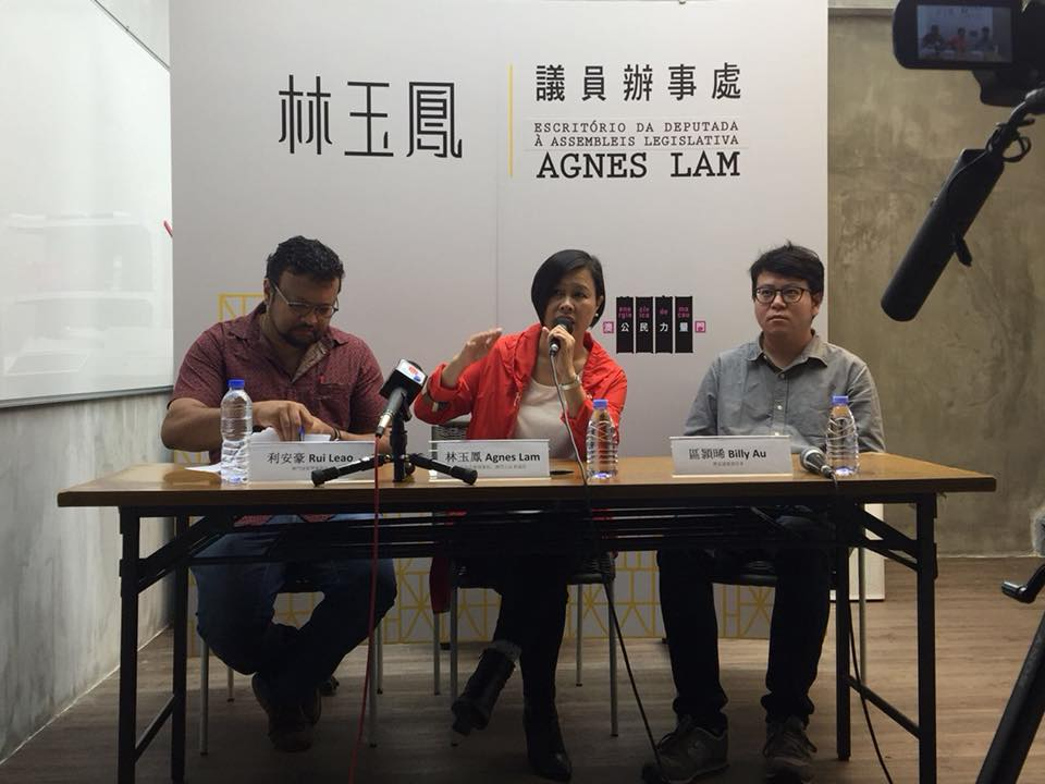 Videovigilância   Agnes Lam pede equilíbrio entre segurança e dados pessoais