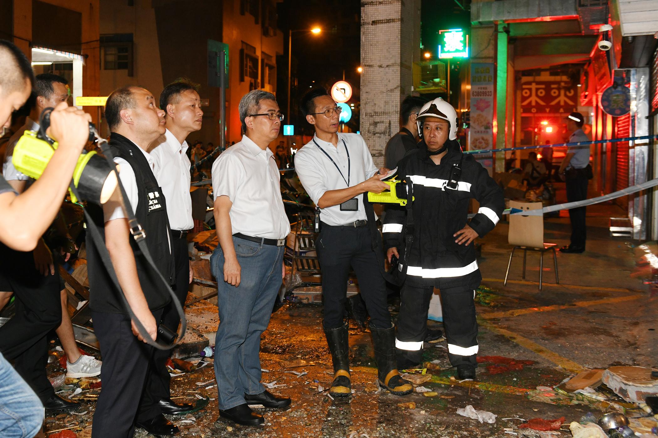Acidente | Dona do restaurante na Areia Preta suspeita de crime de explosão